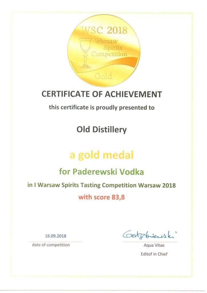 WSC 2018 GOLD Paderewski 1 1